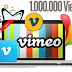 Buy 1 Million Vimeo Views [Real Views]