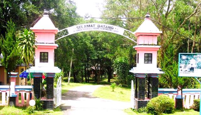 Gambar Kebun Binatang Sriwijaya Di Sumatera Selatan