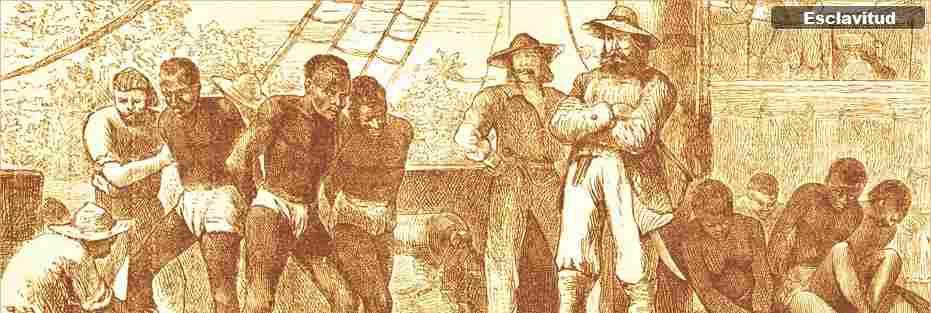 Todo lo que no conocías sobre la esclavitud