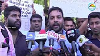 Tamizh protest againt Jallikattu Ban !