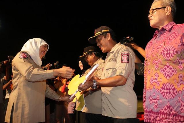 Bhakti Sosial TAGANA di Aceh, Inilah Bantuan Menteri Sosial RI