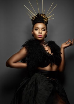 I an not Yemi Alade, and she's not me, says 'Lamili'