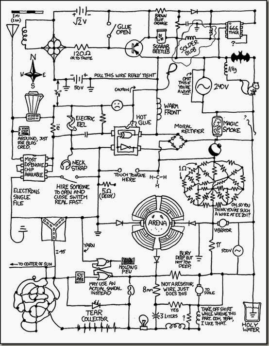 B Wiring Diagram