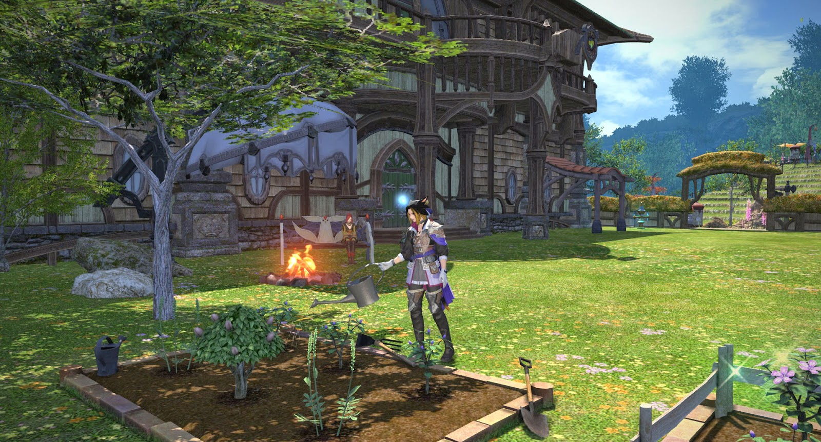 Chalgyr's Game Room: Final Fantasy XIV: A Realm Reborn - PS4