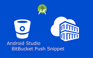 Android-studio-bitbucket-source-code-push