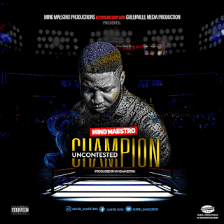 Uncontested Champion by Mind Mastreo