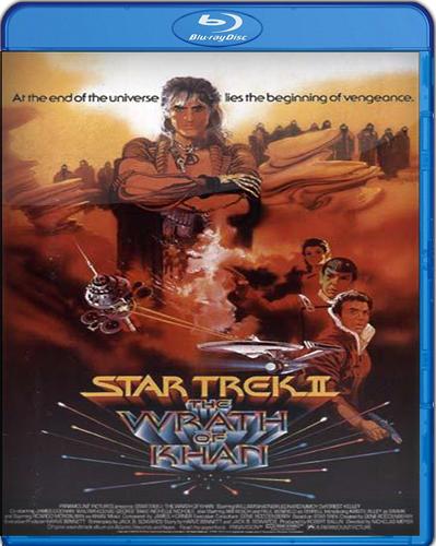 Star Trek II: The Wrath of Khan [1982] [BD25] [Latino]