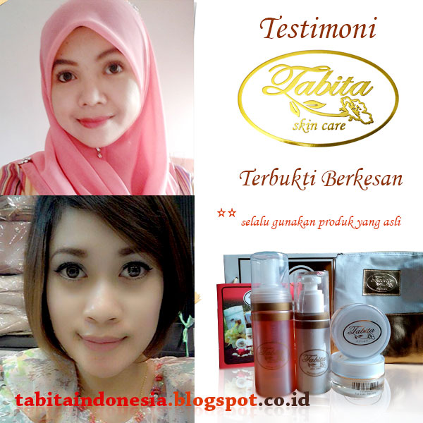 Testimoni Tabita Skin Care