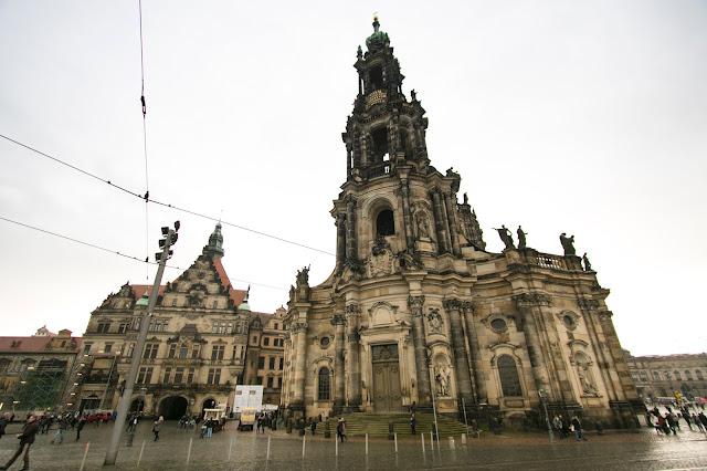 Hofkirche-Dresda