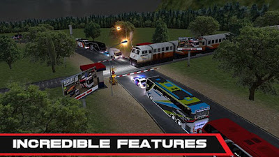 Mobile Bus Simulator MOD APK v1.0.2 for Android Original Version Terbaru 2018 - JemberSantri