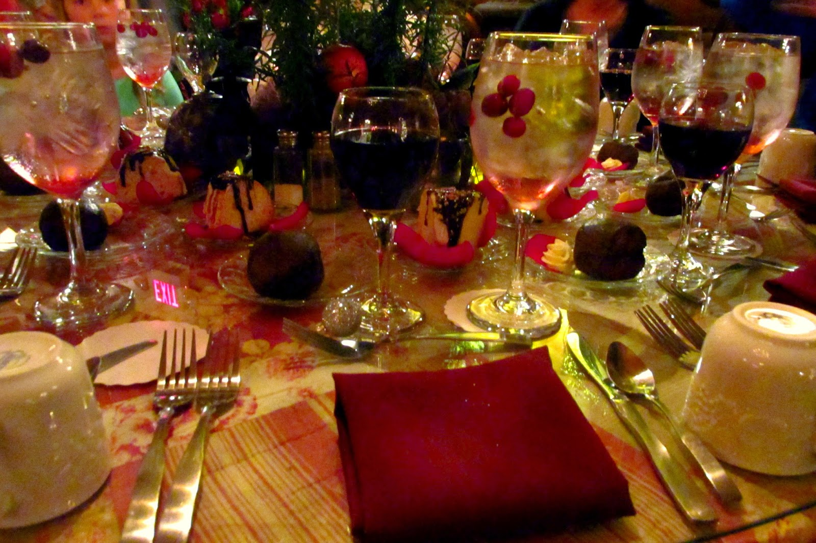 remarkable michigan exposures office thanksgiving decorations | The Marmelade Gypsy -The Real One: Holiday Decorating on a ...