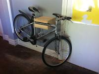 Держатель для велосипеда своими руками