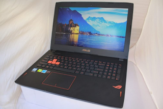 ASUS ROG GL502VM Gaming Laptop Latest Drivers & Software For Windows 10 (64bit)