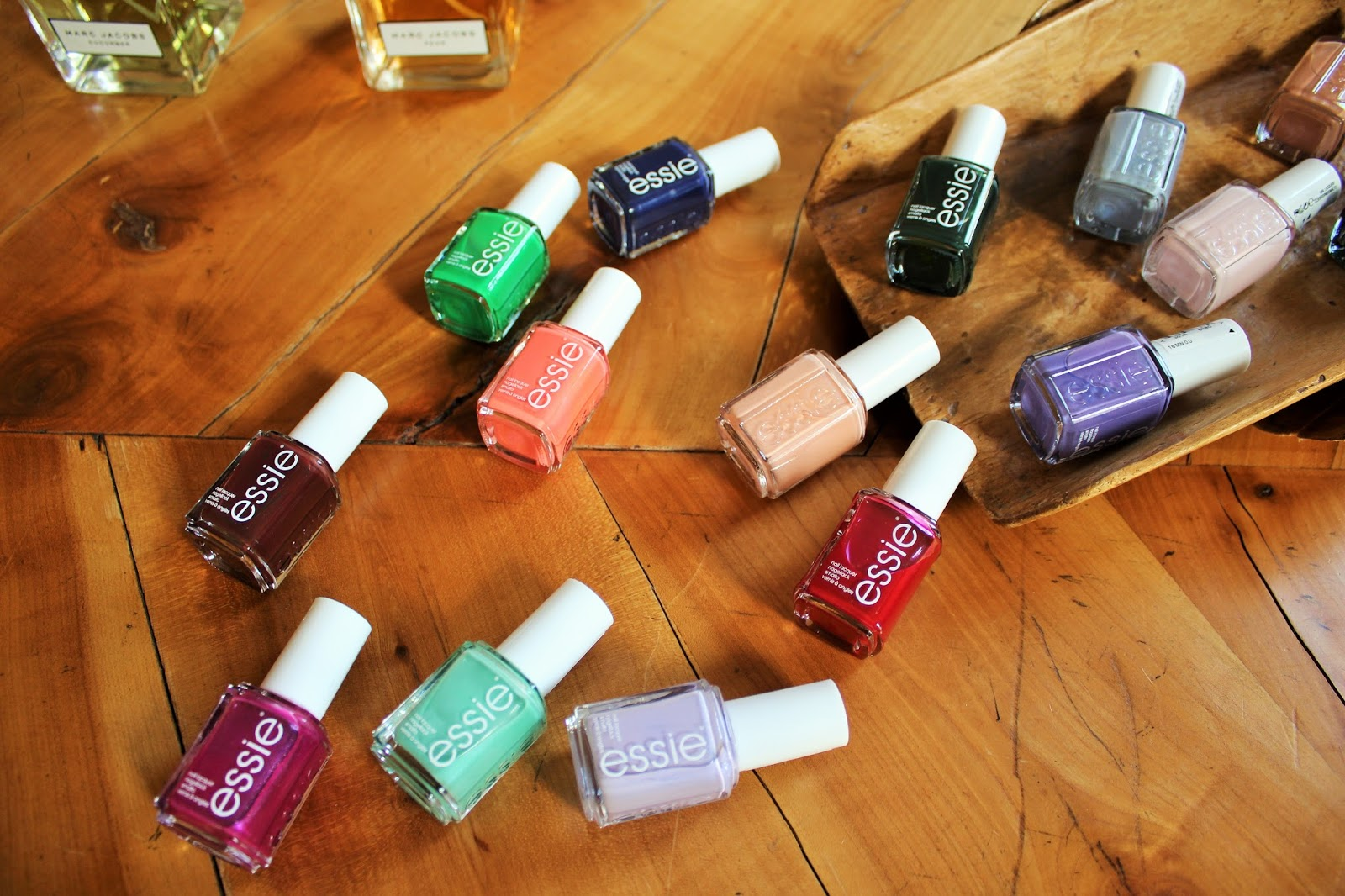 Debenhams Beauty Press Day - SS16 4 - Essie Nail Polish