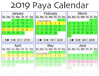 2019, #payabay, #payabayresort, paya calendar, paya bay resort, what's coming,
