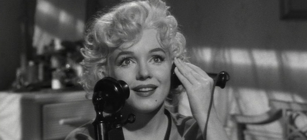 Marilyn Monroe Tommy Gun: Double Indemnity, The Lost
