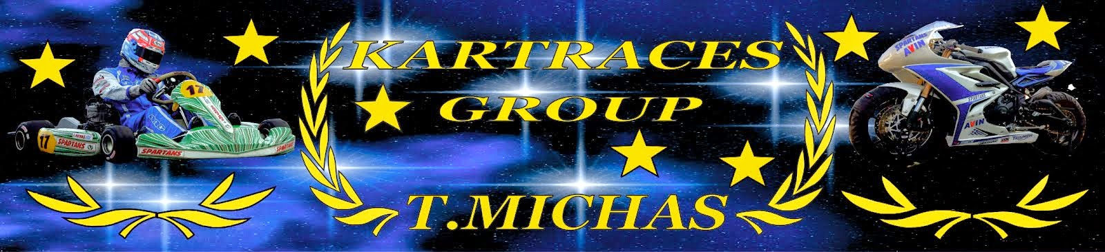 KARTRACES GROUP  T.MICHAS