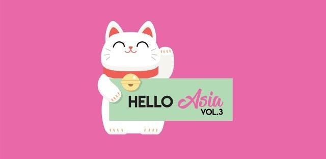Hello Asia 3 - spotkanie blogerskie poświęcone azjatyckiej pielęgnacji