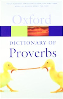 A Dictionary of Proverbs by John Simpson, Jennifer Speake PDF Book Download
