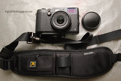 quick strap sling for fujifilm X100T