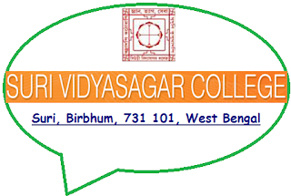 Suri Vidyasagar College, Suri, Birbhum, 731 101, West Bengal