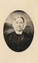 abolitionist and feminist Sarah Pugh