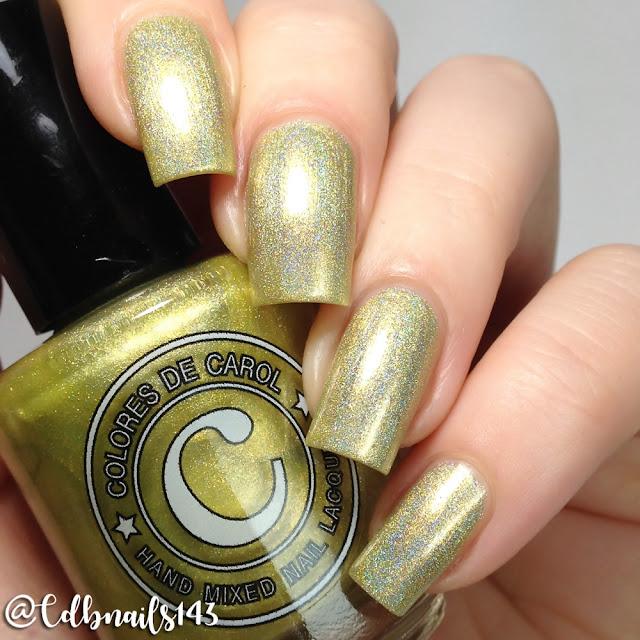 Colores De Carol-Elysium