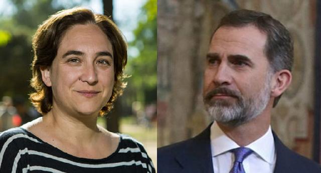 El Ayuntamiento de Barcelona reprueba a Felipe VI y pide abolir la monarquía