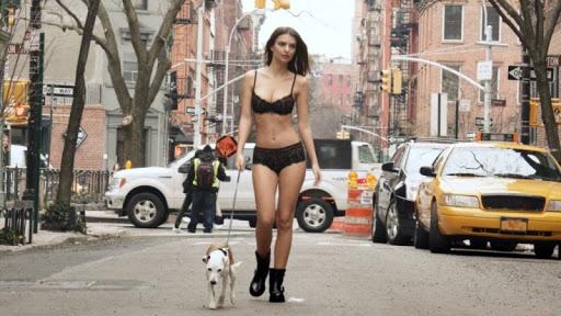 Emily Ratajkowski – #GoodMorning DKNY Campaign youtube video