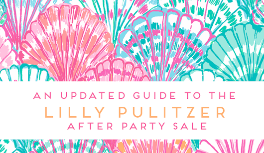 An Updated Guide to the 2016 Lilly Pulitzer After Party Sale
