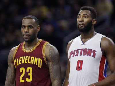 NBA : Pistons Provide Cleveland's First Playoff Hurdle