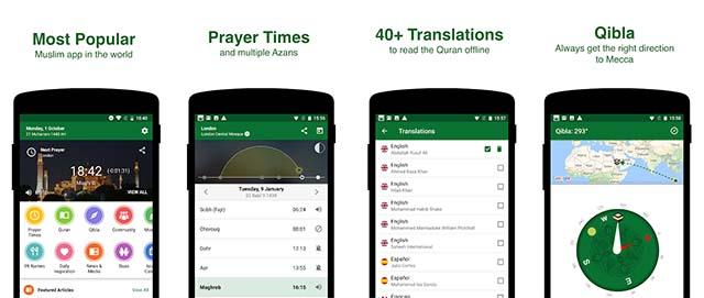 Muslim Pro Indonesia - Aplikasi Ramadhan Keren Untuk Menemani Puasa Kalian