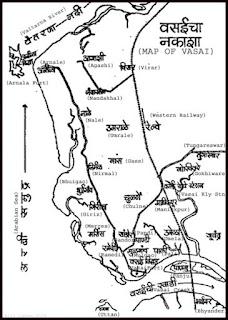 Map of Vasai