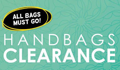 Isetan Handbags Clearance