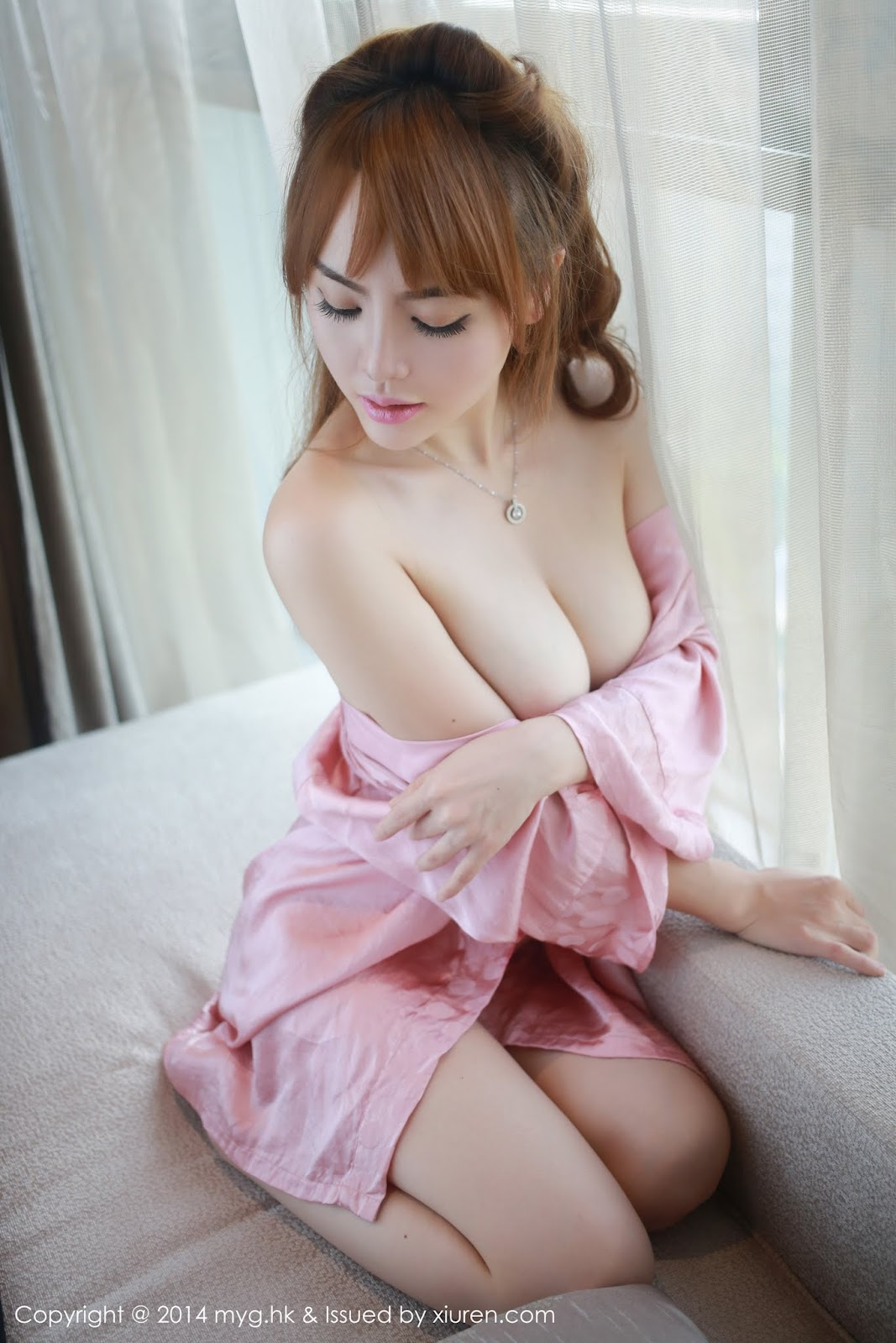 10027 - Photo Nude Hot MYGIRL VOL.32