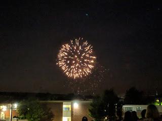 Franklin fireworks