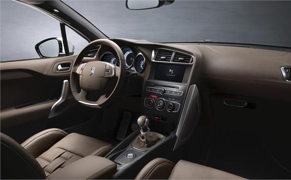 Interior DS4 Crossback