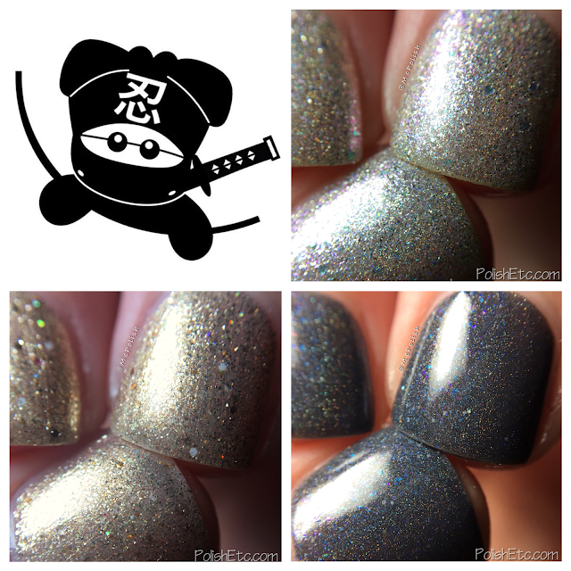 Moo Moo's Signatures - Secret Warrior Trio - McPolish