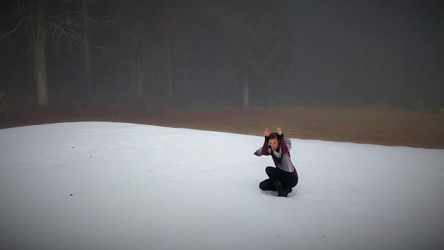 Můj fialový svět blog na horách Šumavě