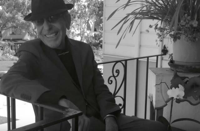 Δωρεά στην Ύδρα για καλό σκοπό στη μνήμη του Leonard Cohen