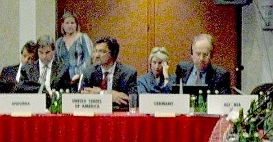 OSCE Warsaw: Salam al-Marayati