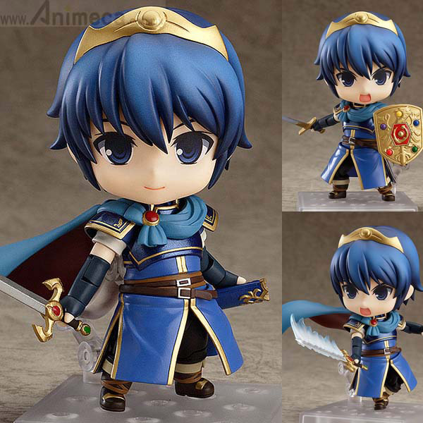 Figura Marth Nendoroid New Mystery of the Emblem Edition Fire Emblem Good Smile Company