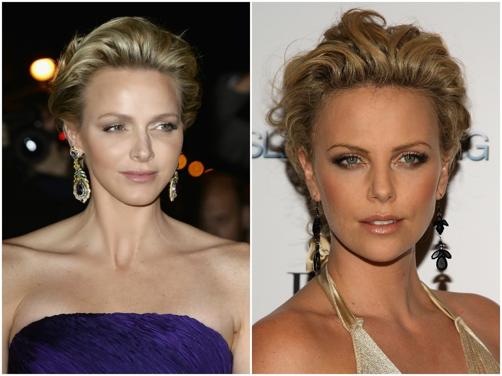 12 Times Princess Charlene And Charlize Theron Looked Like Style