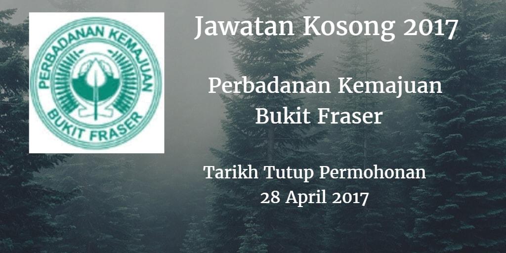 Jawatan Kosong PKBF 28 April 2017