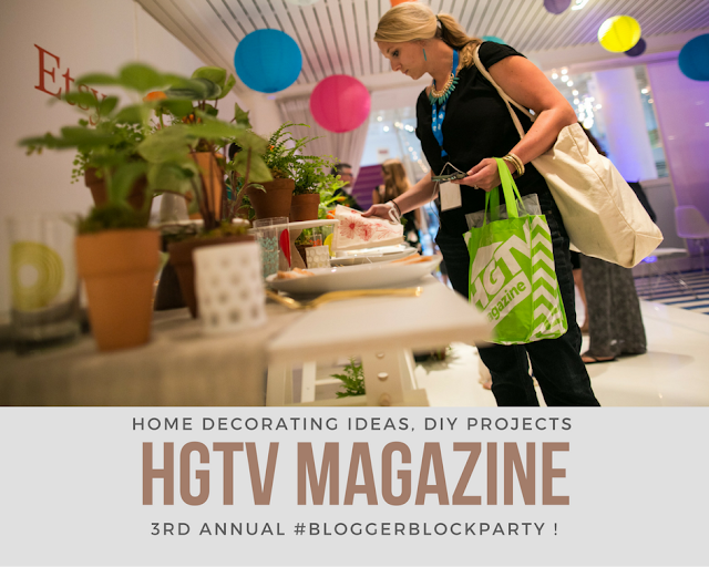 HGTV Magazineu0027s 3rd Annual Blogger Block Party Was Held In Manhattan This  Week To Coincide With The NYNOW Market Week At The Javits Center.
