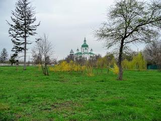 Великі Сорочинці. Миргородський р-н, Полтавська обл.