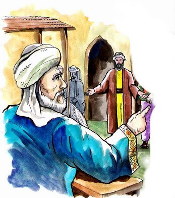 عقوبة سارق الخبز