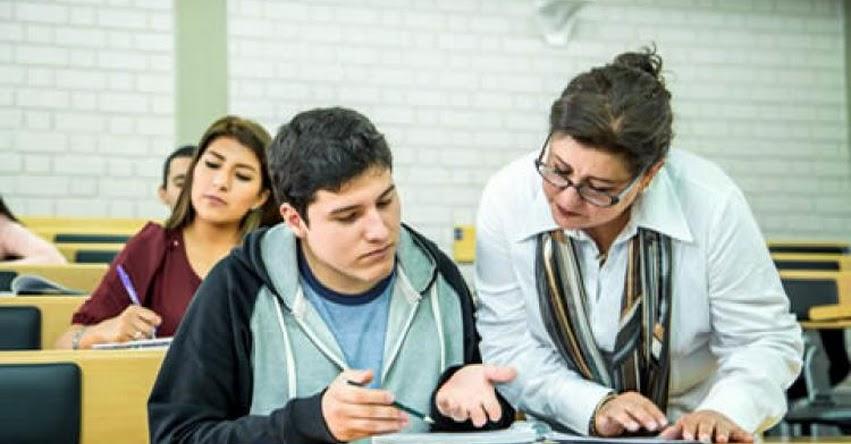 MINEDU: Ministro Vexler espera pronta aprobación de ampliación de moratoria para nuevas universidades - www.minedu.gob.pe
