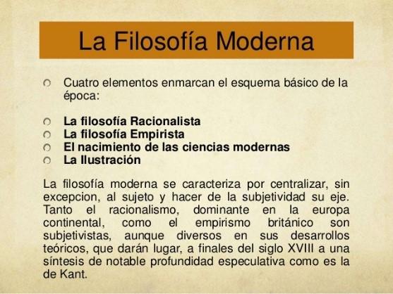 Historia De La Filosofía 052716