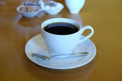 安曇野 L'Atelier des Sens (ラトリエ・デ・サンス)ホットコーヒー
